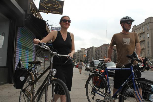 On the heels of succeses in Brookyln, the biketrain is launching weekly commuting rides in Inwood.