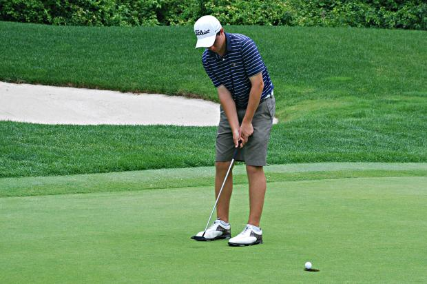 Fordham Prep sophomore Cameron Young is enjoying unprecedented success on the golf course.