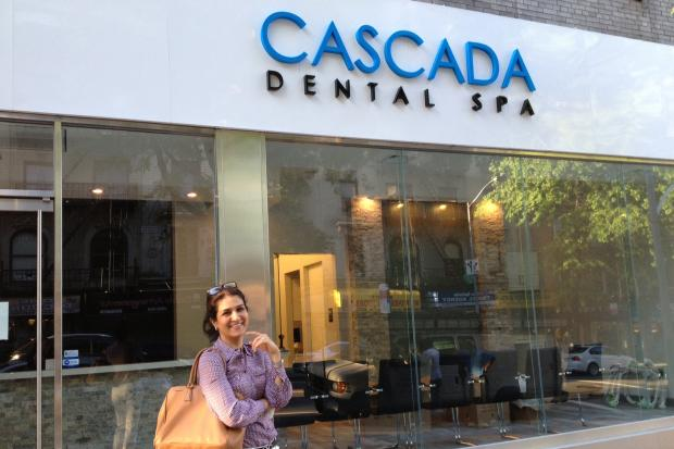 High End Dental Clinic aims to provide Madison Avenue-level dental care for Washington Heights residents.