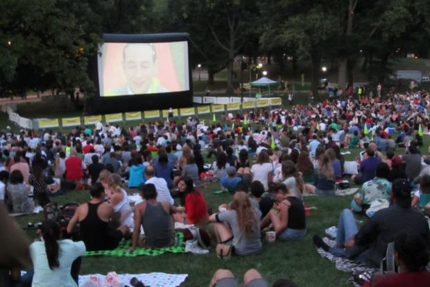Thousands of New Yorkers weighed in on which films should be shown this August in the park.