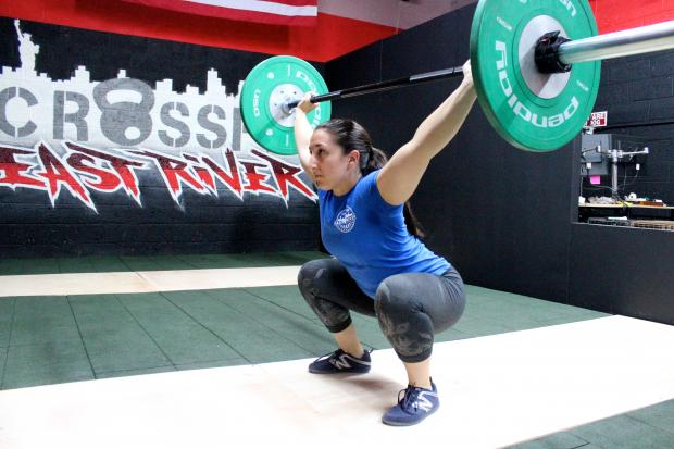 CrossFit East River will be opening up Monday on East 9th Street and Avenue C.