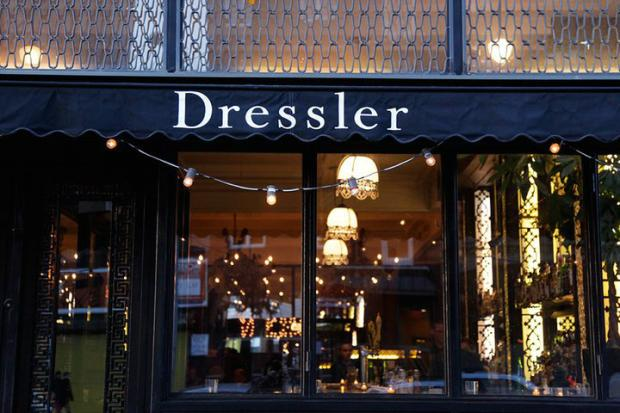 Dressler was one of  South Williamsburg's first upscale eateries when it opened seven years ago.