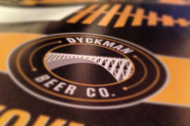 Owner Juan Camilo takes the wraps off the Dyckman Beer Co., which will begin selling brews this summer.