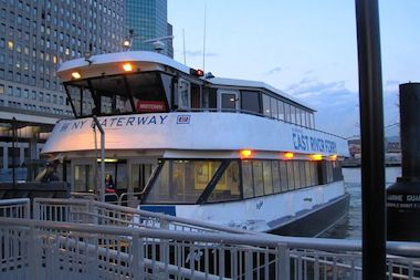 The East River Ferry started initially as a three-year pilot program.