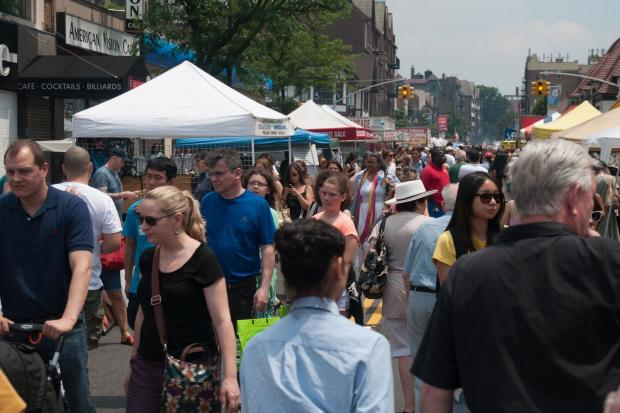 The annual Forest Hills festival is scheduled for this Sunday.