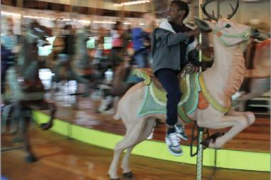 Forest Park Carousel is now an official NYC landmark.