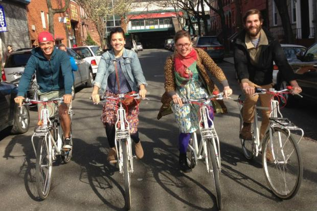 Get Up and Ride is launching a foodie-focused bike tour of North Brooklyn.