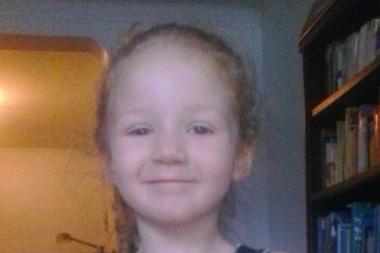 Giovanna Beck was reported missing she was taken by her biological father and an unknown woman Friday afternoon.