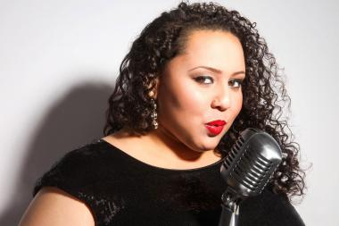 Jazz singer Brianna Thomas will perform at Stuyvesant Cove Park's outdoor concert series July 29.