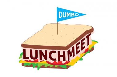 Web designer starts weekly lunch meetup in DUMBO.