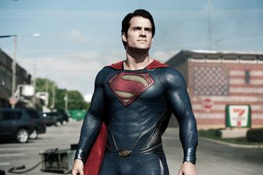 Man of Steel , a reimagining of the Superman legend, will be released in 2D and 3D in select theaters and IMAX on Friday, June 14, 2013.