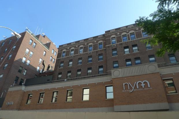 New York Methodist Hospital is planning a new building in Park Slope.
