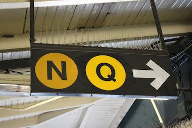 n and q trains resume after rush hour disruption mta says