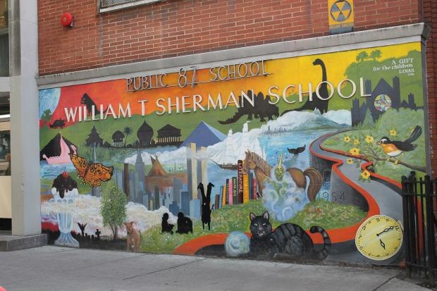 P.S. 87 will lose four of its dual-language teachers next year, parents said.