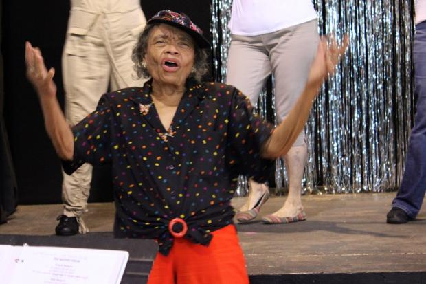 "The Astoria Performing Arts Center's annual ""Senior Stars"" show will take place Saturday."