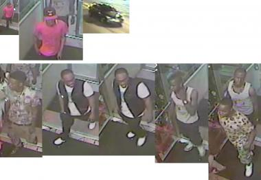Cops Seek Persons of Interest in Shooting