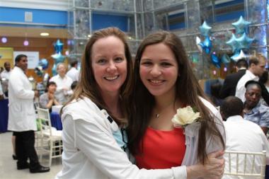 Teen Cancer Survivors Celebrate High School Graduation at