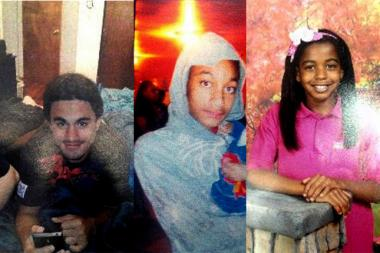 Alberto Correa, Amin Dawkins, and Chandler Roland all went missing Sunday June 2, 2013, cops said.