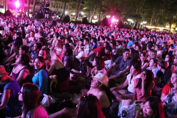The international festival enjoys its second year with a move from Bryant Park to Prospect Park.