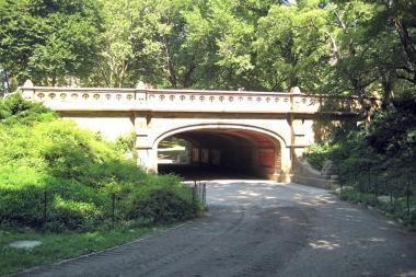 A woman told police a man groped her on West Drive in Central Park on June 18, 2013.