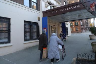 Peter Lisi was a well-liked resident at the Williams. He was killed in February 2012. A worker at the building, Wilfred Matthews, was convicted Monday of Lisi's murder.