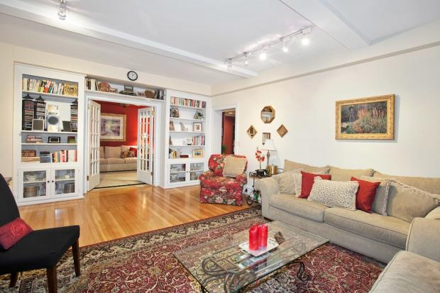 Three New York apartments with two or more bedrooms listed for less than $1 million.