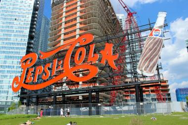 The Landmarks Preservation Commission has pulled a plan to remove almost 100 sites from landmark consideration after an outcry from the city's preservation community. Included in the list was the iconic Pepsi-Cola sign in Long Island City.