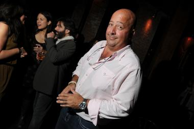 "Celebrity chef and ""Bizarre Foods"" host Andrew Zimmern is heading to Queens this fall, hosting a sausage-and-beer tasting event at the Studio Square in Astoria."