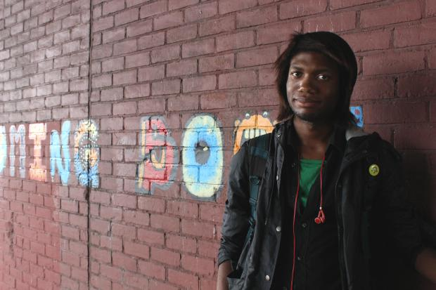 A team of student artists will paint a mural at the underpass of Atlantic Avenue.