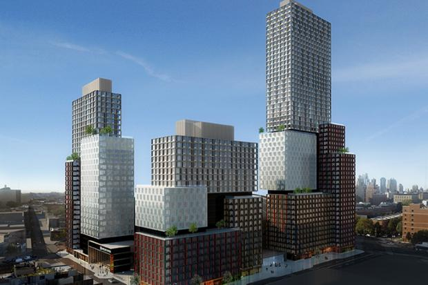 Atlantic Yards' modular rental tower will be the world's tallest modular building.