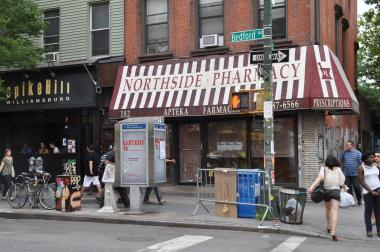 Dunkin Donuts will be opening on the corner of North 7th Street and Bedford Avenue.
