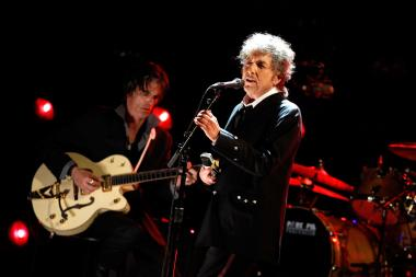 Bob Dylan To Return to Forest Hills Stadium This Summer