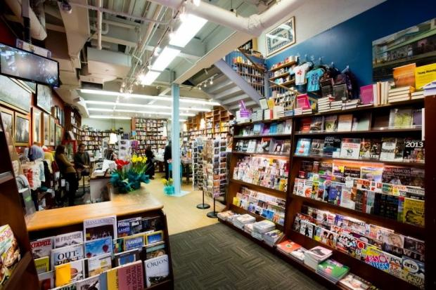 The bookstore chain was opening a new location in the space formerly occupied by Olde Good Things.