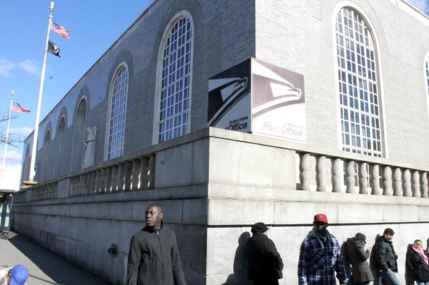 "Opponents have filed appeals and even proposed legislation to stop the sale of the Bronx General Post Office, but the USPS says it is ""moving forward"" with its plan."