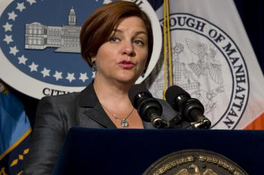 Council Speaker Christine Quinn continues to be a frontrunner, but could still face a runoff after the September primary.
