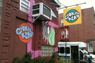 Cookie Road is among the 12 businesses that were robbed this summer in the 94th Precinct.