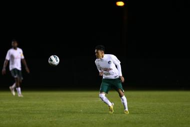 Former Martin Luther King High School standout David Diosa has signed with the New York Cosmos.