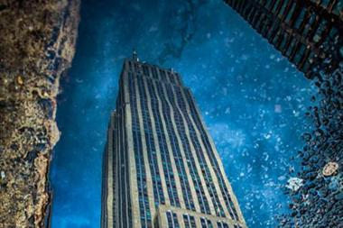 "Photographers submitted images to the ""My Empire State Building"" photo contest on Facebook for a chance to win a $5,000 grand prize."