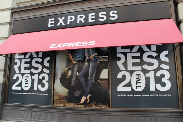 Express, Zara, Club Monaco and C. Wonder all closed to renovate and are expected to open in the fall.
