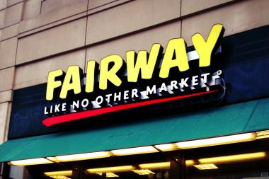 Fairway will open in Chelsea on July 24.