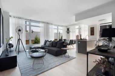 ... -filled luxury apartments opening on the Long Island City waterfront