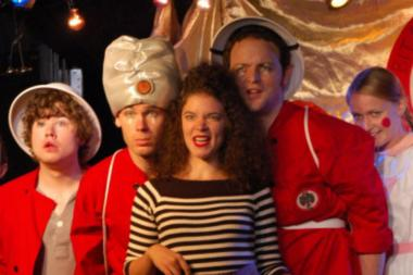 Giant Squid is a theater group that was formed in 2006.