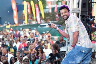 The event this Sunday will feature Jamaican cuisine and music performances, including Shaggy.