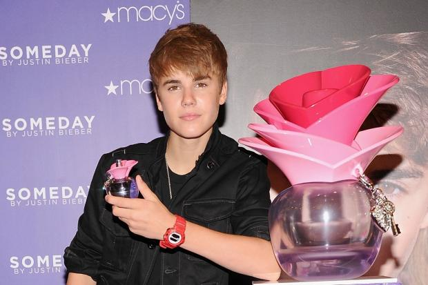 The city wants to shut down a Jacks Perfume, a Midtown store that sold fake Justin Bieber scents, according to a lawsuit.