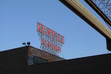 The iconic sign at Ninth Street and Second Avenue may be removed according to reports and city permits.