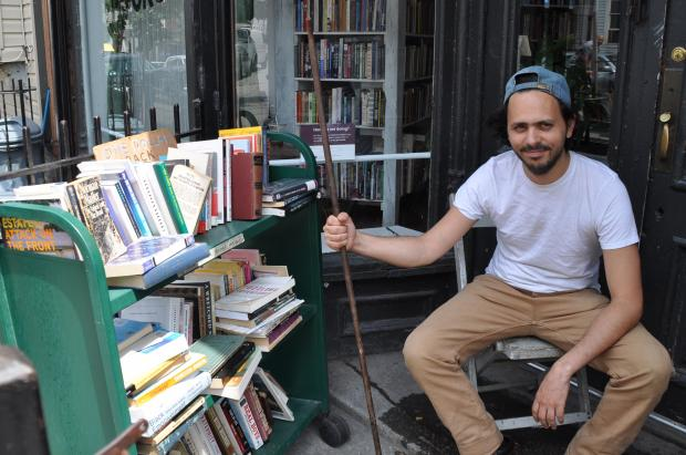 Five bookstores and one independent library have opened in the past year.
