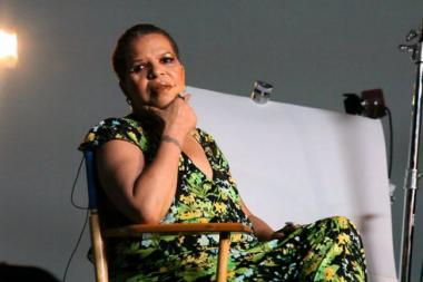 Ntozake Shange is performing in Bed-Stuy on Friday.