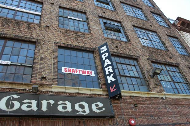 "Prices are rising at Park Slope's ""garage condominium"" on Union Street."