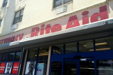 Rite Aid at 182 Smith St.