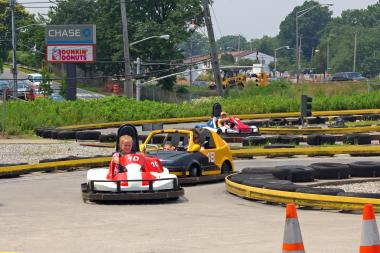 kart over staten new york Staten Island Go Kart Facility Reopens Under New Name and Owner  kart over staten new york